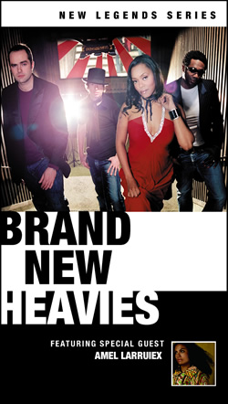 Brand New Heavies Plasma Screen