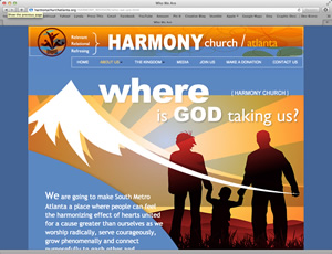 Harmony Church Atlanta